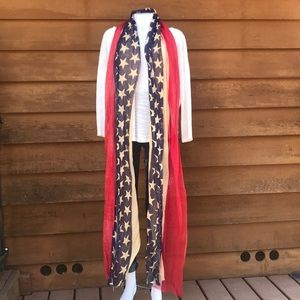 Denim and Supply | American Star Striped Scarf